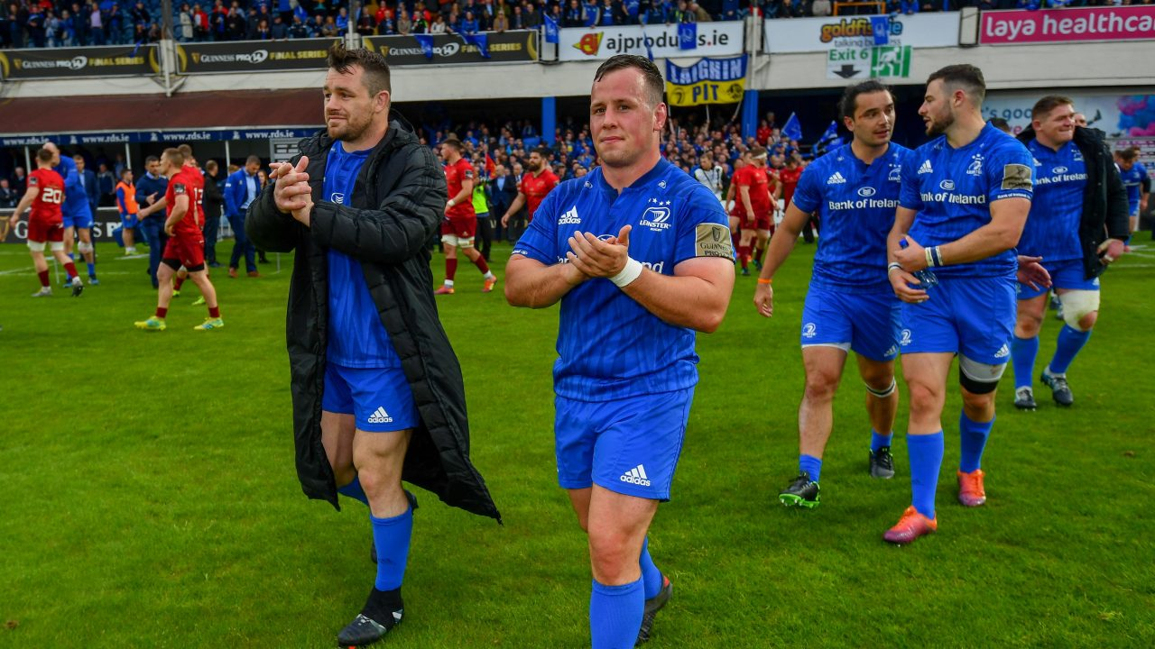 'It meant a lot to me' – Bryan Byrne looks back on his time in blue