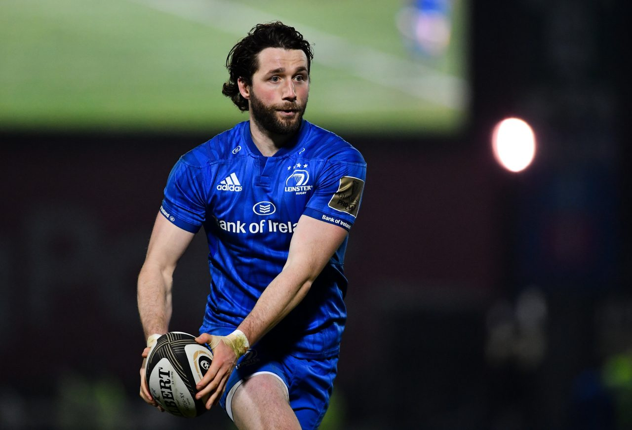 'It was a privilege': Barry Daly calls time on rugby career
