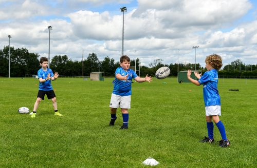 2020 Bank of Ireland Leinster Rugby Summer Camps kick off