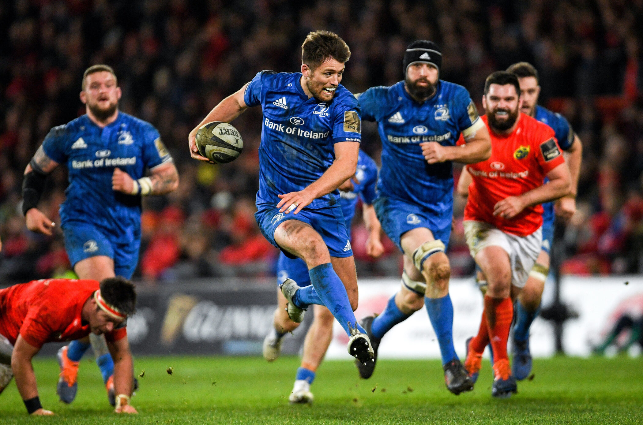 Leinster Rugby | Leinster Rugby v Munster Rugby – Global Broadcast  Information