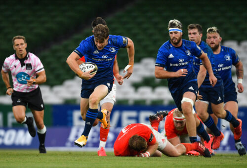 Match Report: Leinster Rugby 27 Munster Rugby 25