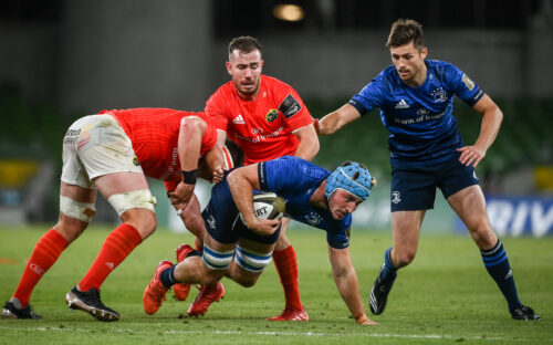 Match Highlights: Leinster Rugby 27 Munster Rugby 25