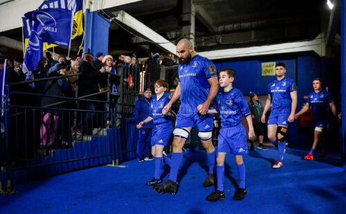 Bank of Ireland Leinster Rugby Virtual Matchday Mascots