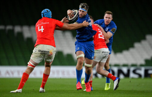 Match Report: Leinster Rugby 13 Munster Rugby 3