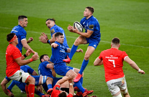 Gallery: Leinster book their spot in third consecutive PRO14 final