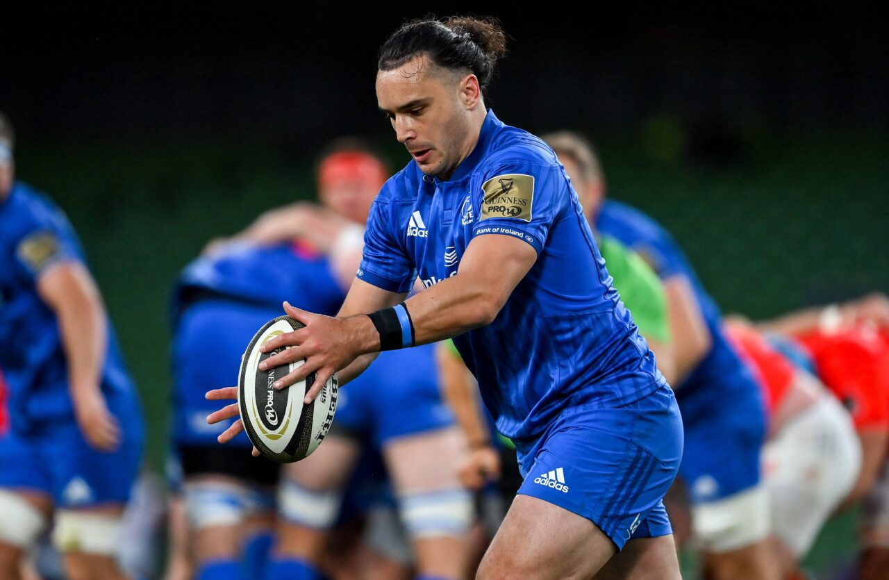 Match highlights: Leinster Rugby 13 Munster Rugby 3
