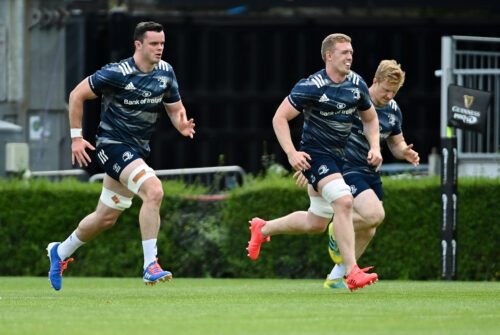 James Ryan expected to be available for selection against Ulster