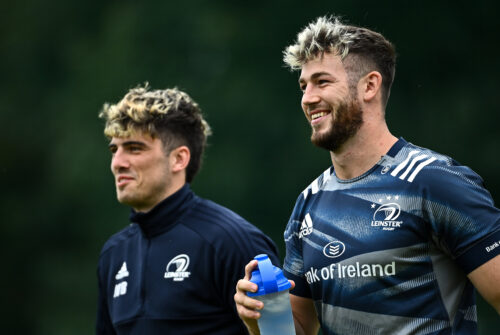 Gallery: Squad preparation for Guinness PRO14 Final