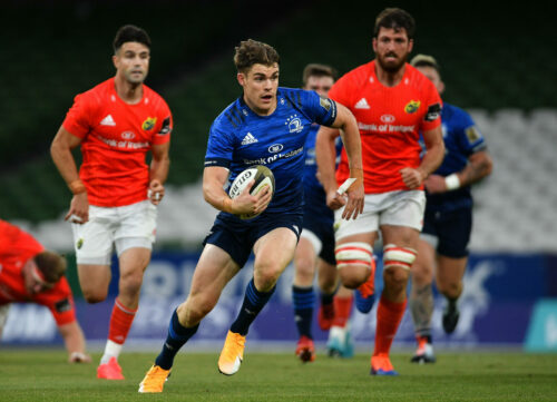 Ringrose to captain Leinster in Guinness PRO14 Final