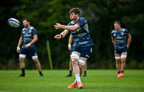 Gallery: Prep for return to Champions Cup action