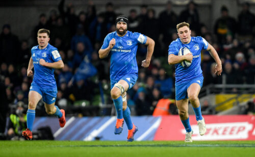Quiz: Part 12 of the BearingPoint LeinsterMind challenge