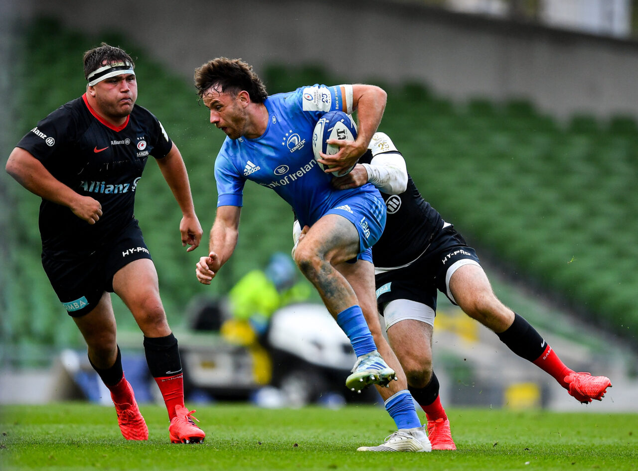 Match Report: Leinster Rugby 17 Saracens 25