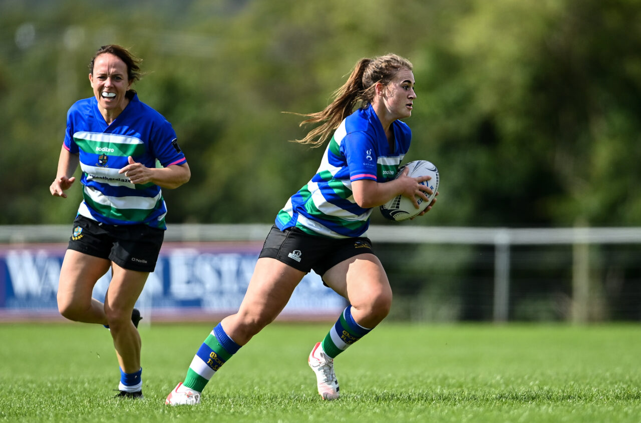 Gorey do the double in Women's South East League Finals