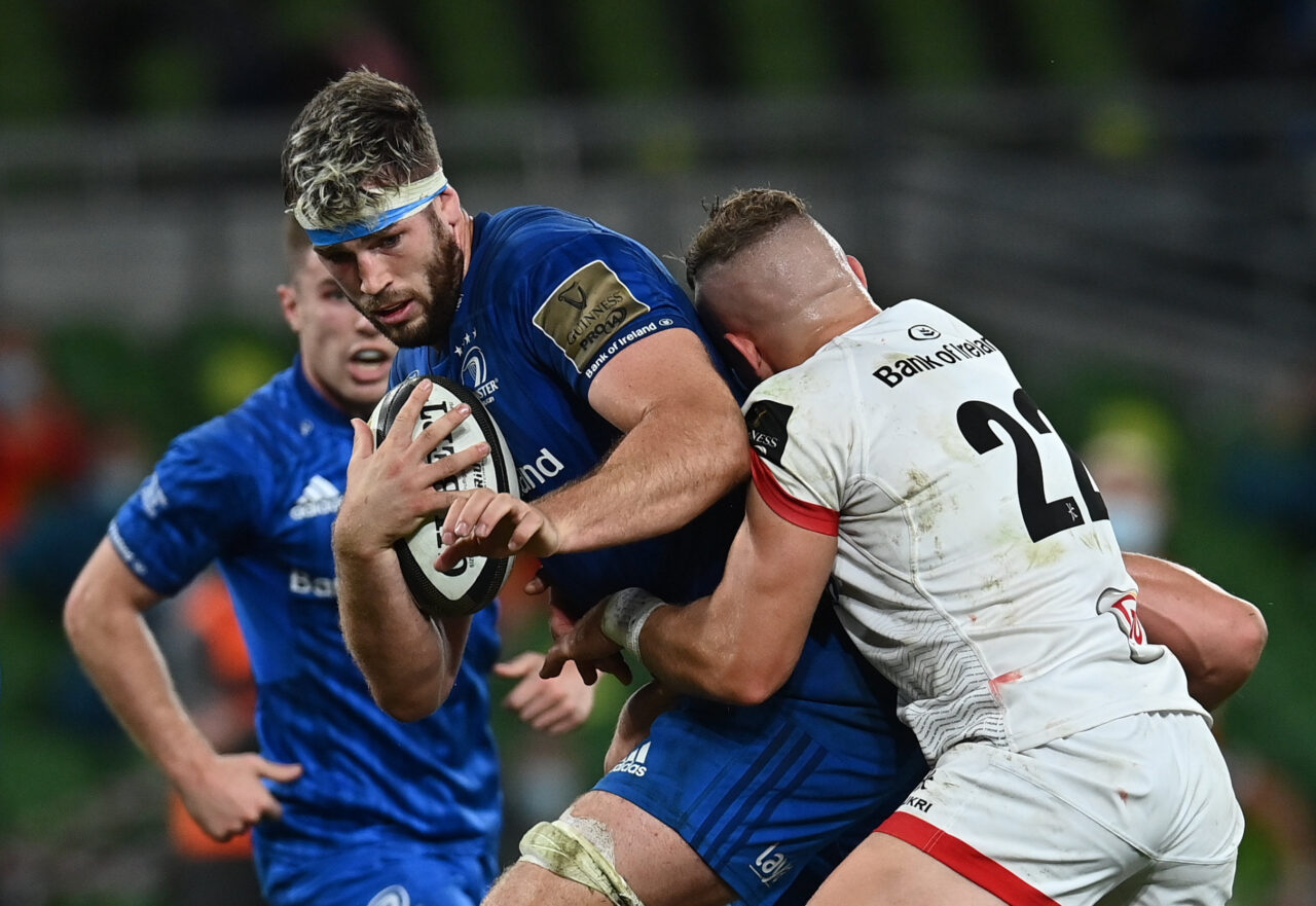 Six Leinster players among nominees for Irish Rugby Players Awards