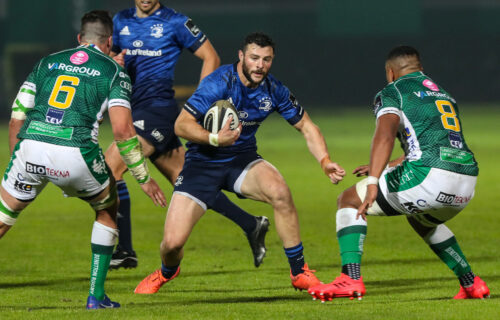 Match report: Benetton Rugby 25 Leinster Rugby 37