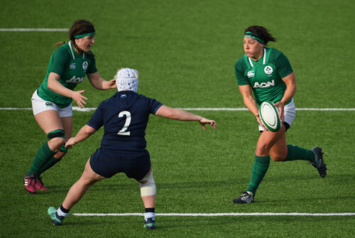 Ireland team named to face Italy in Women's Six Nations