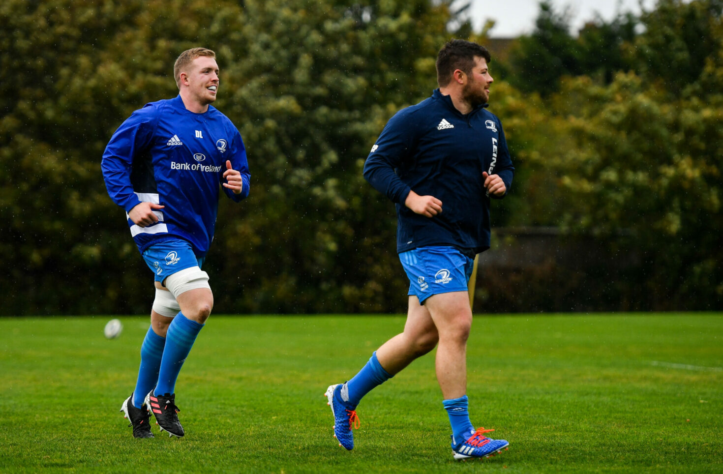 Four debuts and Leavy back in the mix for Zebre