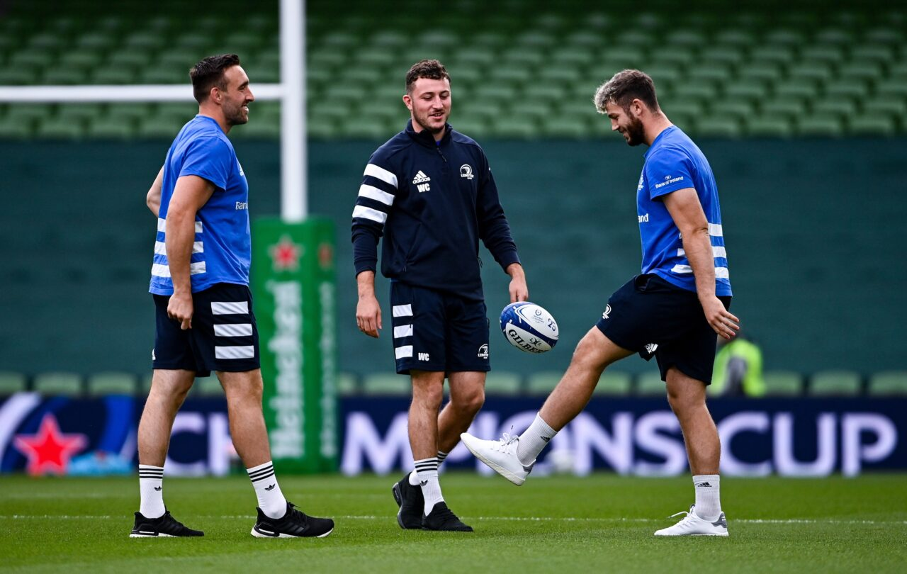 Quiz: Test your knowledge with BearingPoint's #LeinsterMind challenge