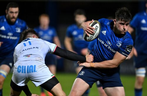 Match report: Leinster Rugby 63 Zebre Rugby 8