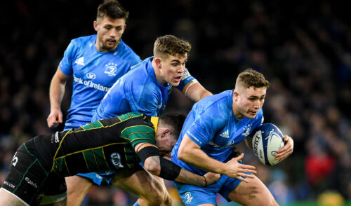 Leinster to face Saints and Montpellier in Champions Cup Pool