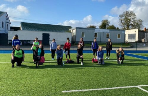 Girls open training sessions a big success