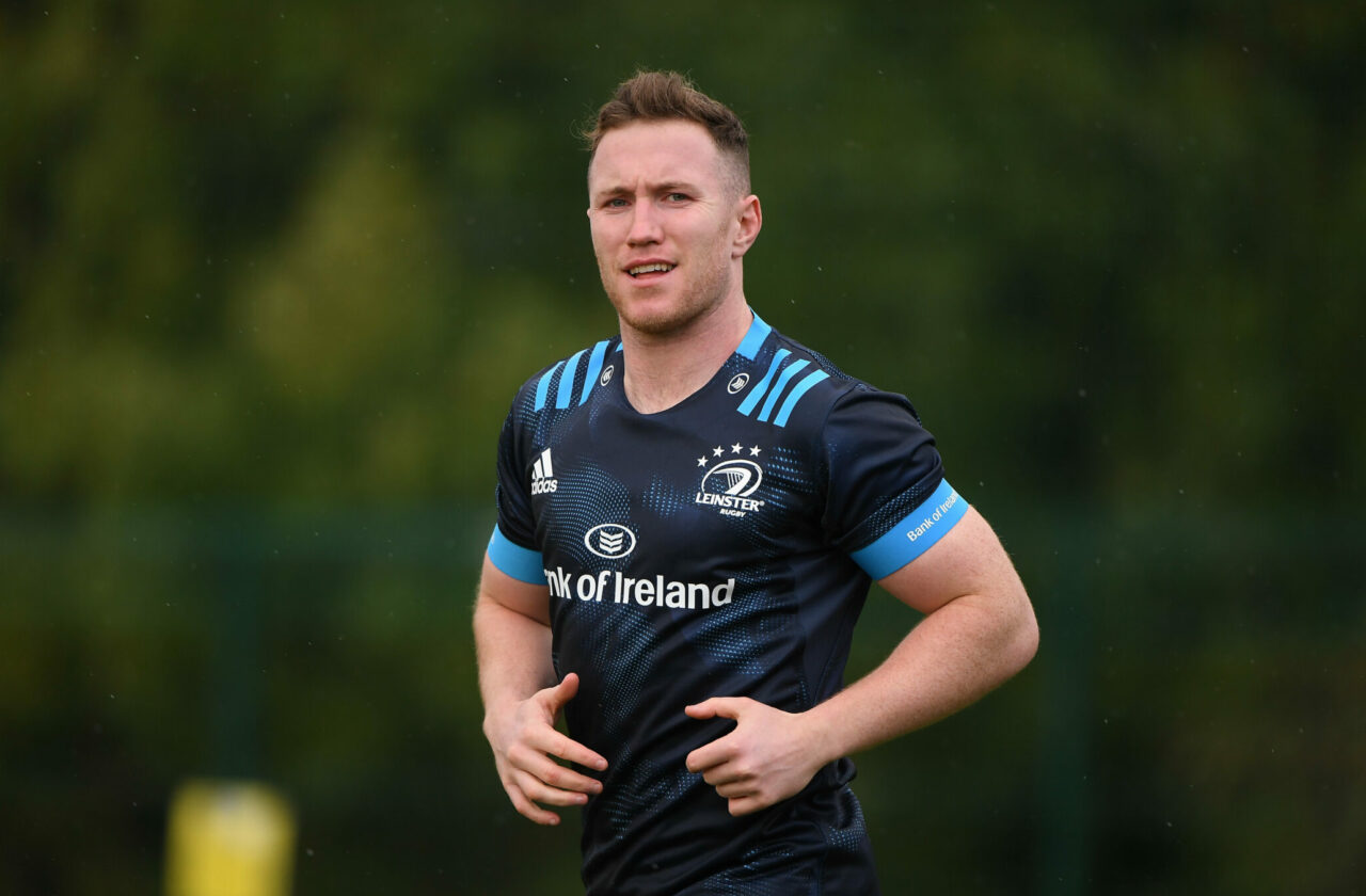 Cullen Names 23 to Face Glasgow Warriors