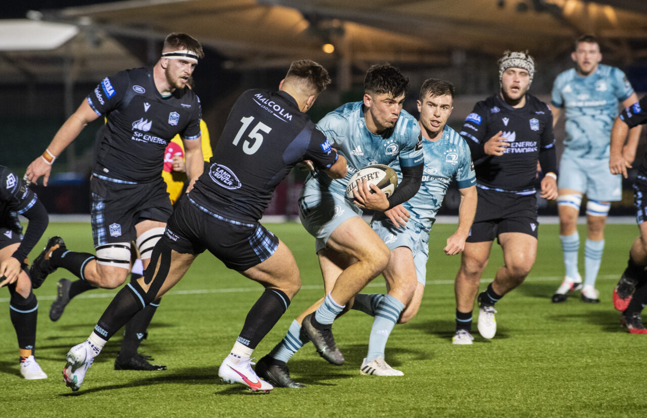 Match report: Glasgow Warriors 19 Leinster Rugby 32