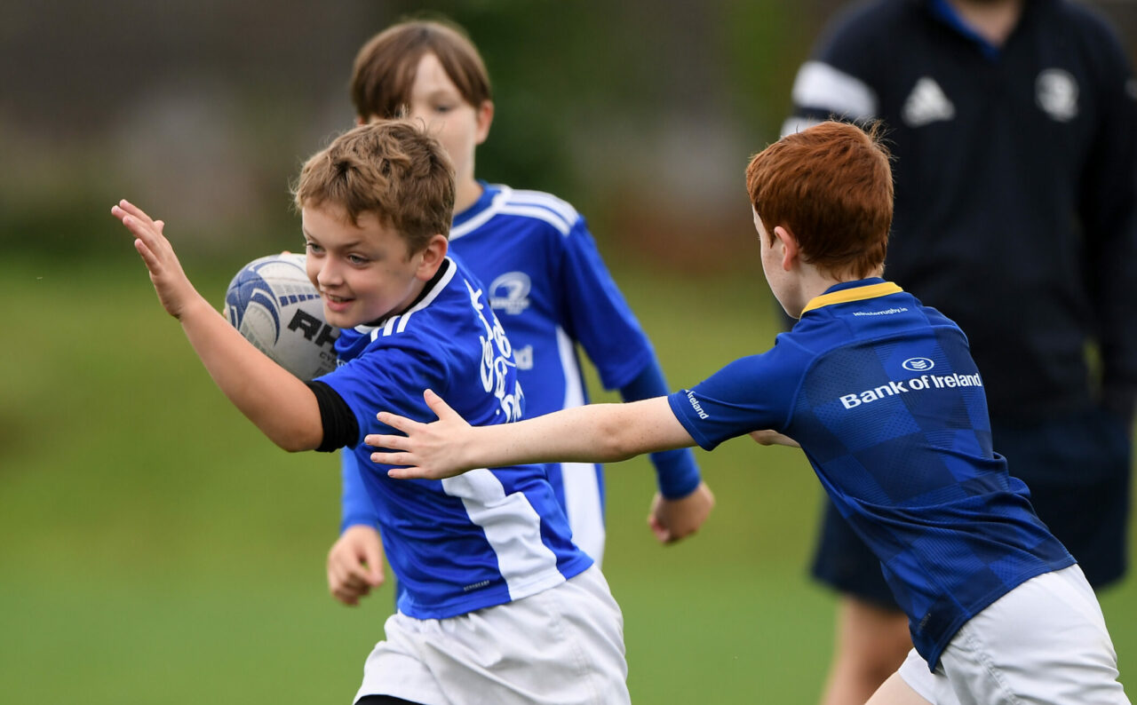 Monkstown minis rugby continues to grow