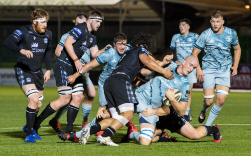 Extended match highlights: Glasgow Warriors 19 Leinster Rugby 32