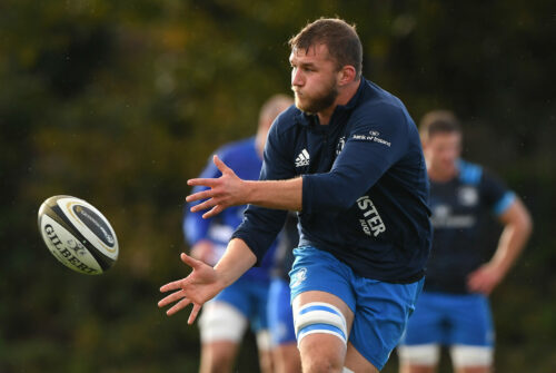 Ross Molony to win 100th cap for Leinster