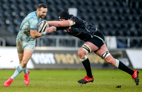 Match report: Ospreys 7 Leinster Rugby 26