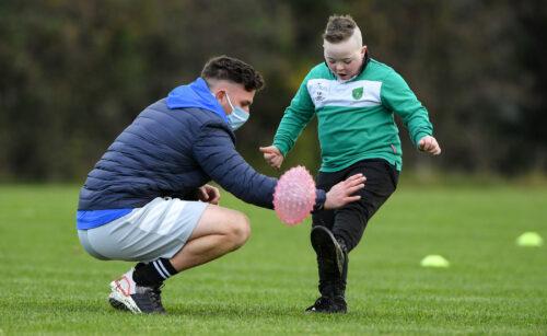 Clondalkin RFC begin four-week inclusive tag rugby programme