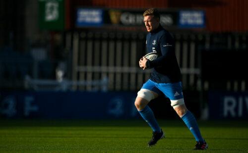 Dan Leavy Starts as Cullen Names 23 for Edinburgh