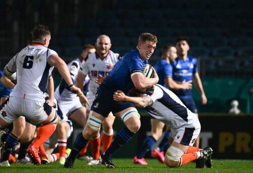 Match report: Leinster Rugby 50 Edinburgh Rugby 10