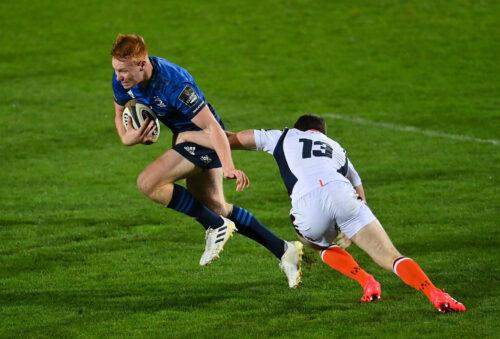 Match highlights: Leinster Rugby 50 Edinburgh Rugby 10