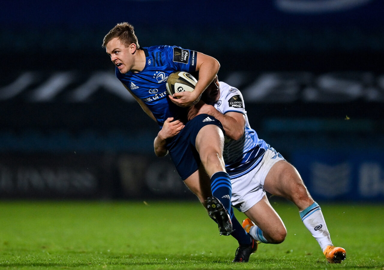 Match Report: Leinster Rugby 40 Cardiff Blues 5