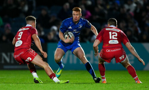 Leinster Rugby game against Scarlets postponed