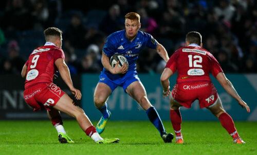 Leinster Rugby game against Scarlets postponed