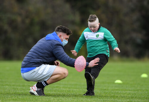 Inclusive rugby numbers growing throughout Leinster