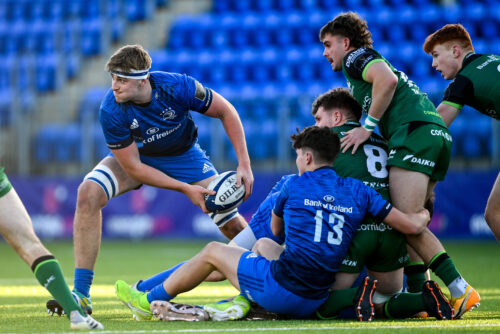 Gallery: Leinster 'A' beat Connacht Eagles at Energia Park