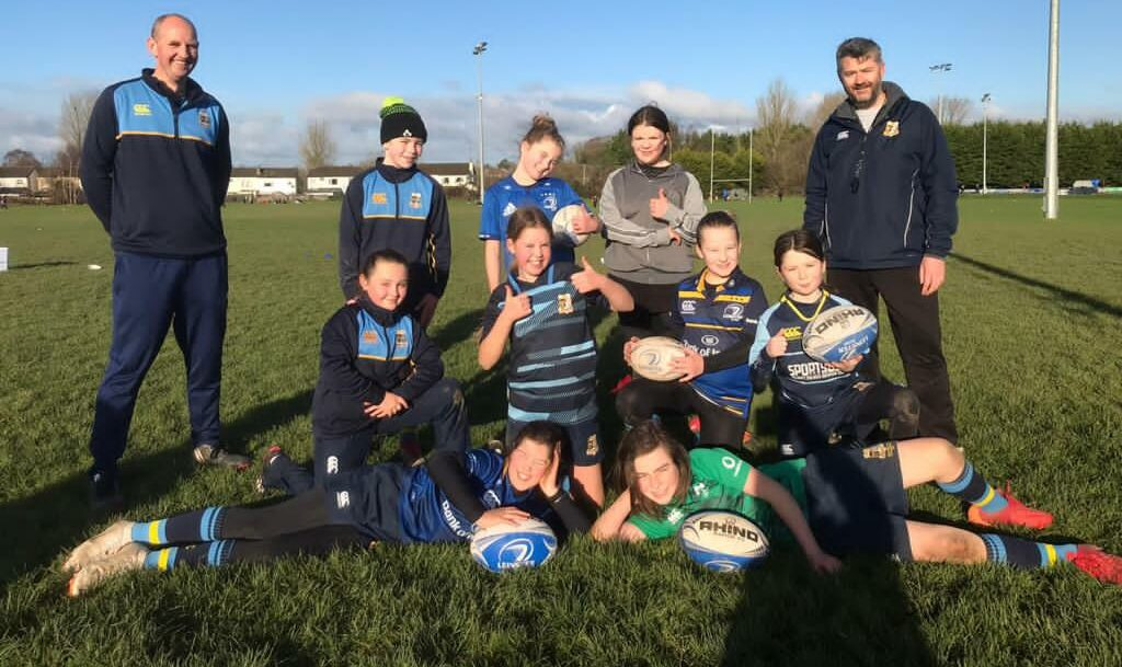 'Give It a Try' helps Navan grow girls' section
