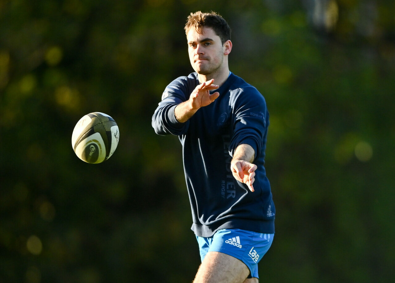 Cullen Issues Leinster Rugby Injury Update