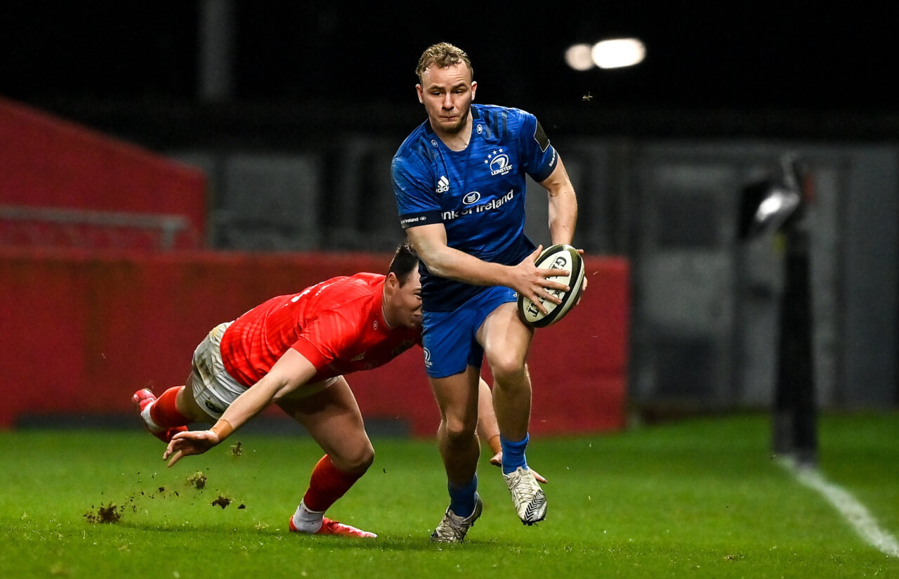 Match report: Munster Rugby 'A' 34 Leinster Rugby 'A' 25
