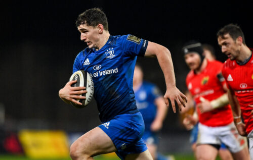 Gallery: Leinster 'A' suffer defeat at Thomond Park