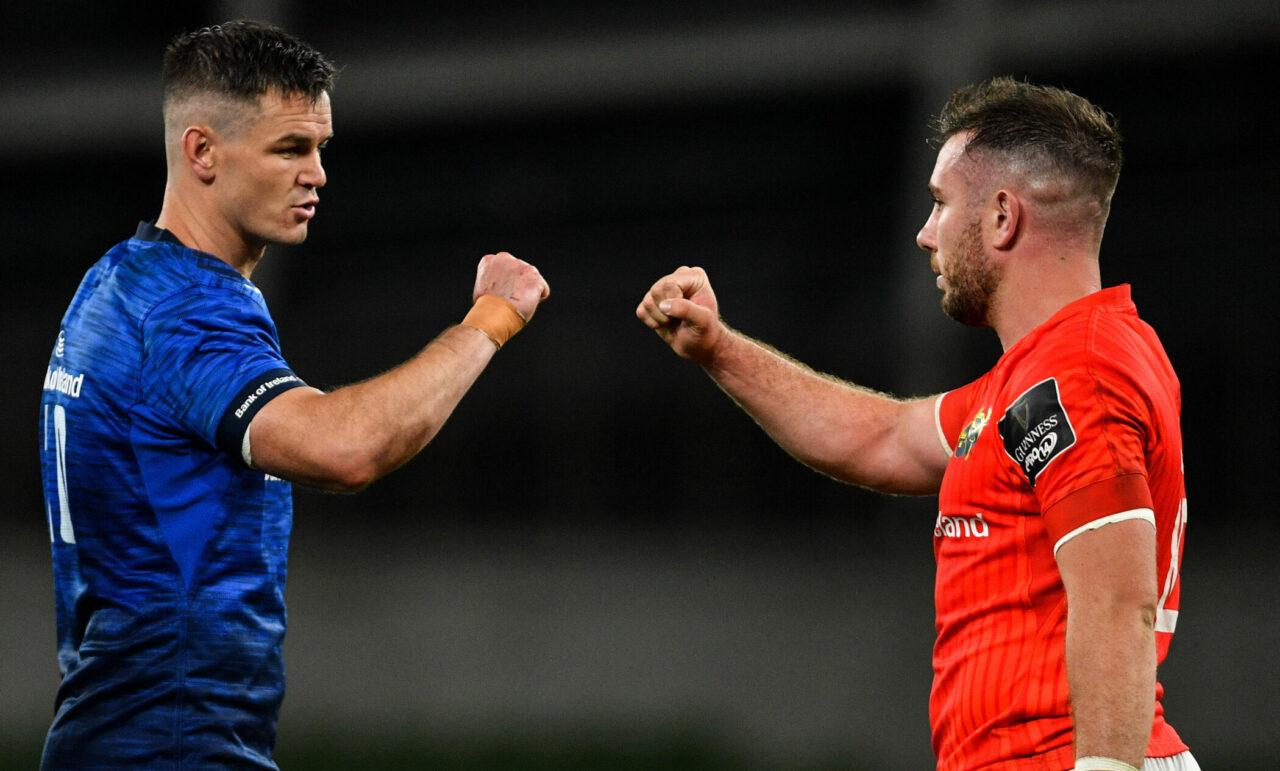 Leinster v Munster