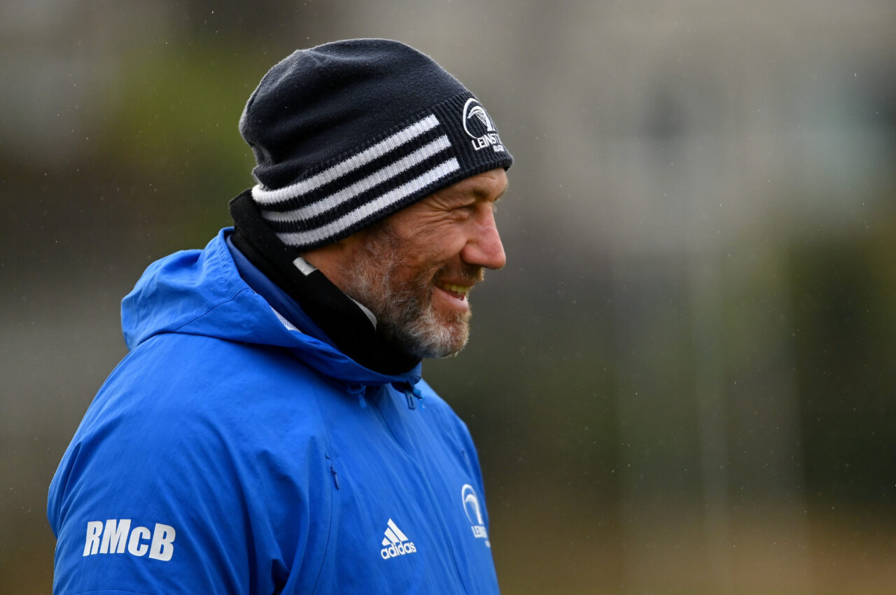McBryde looking forward to Munster pack battle