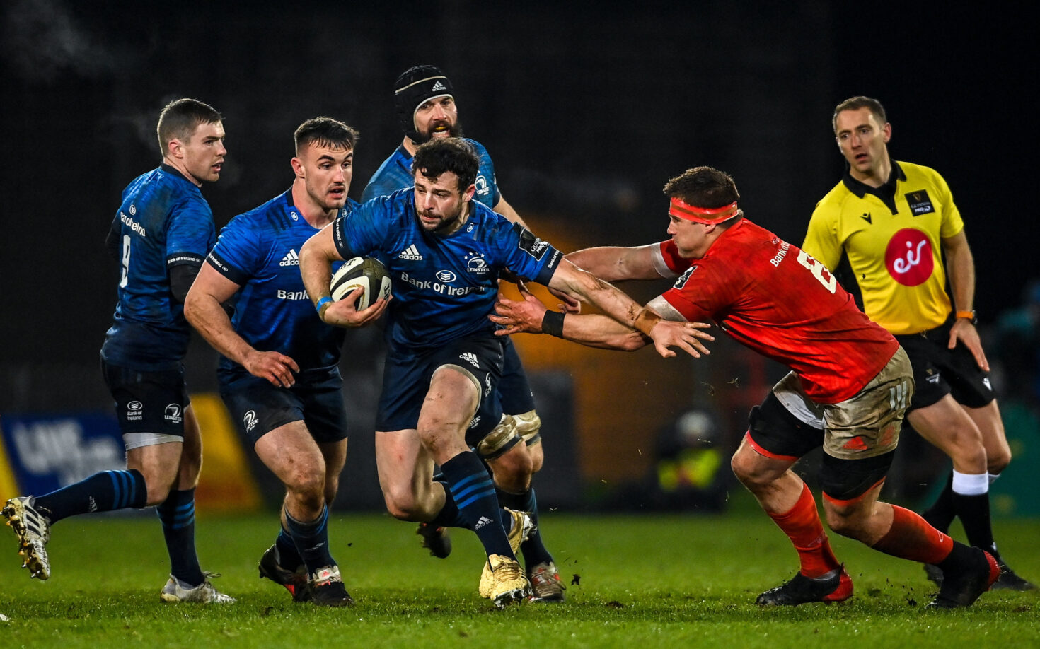 Match report: Munster Rugby 10 Leinster Rugby 13
