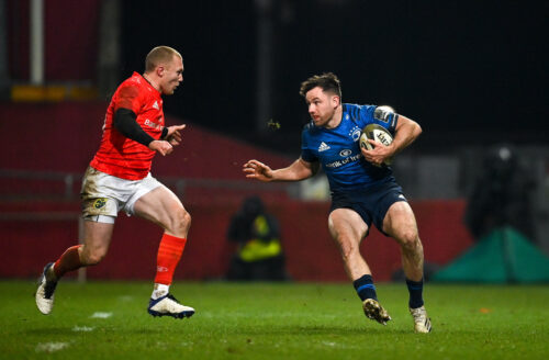 Gallery: Larmour try clinches interprovincial win in Limerick