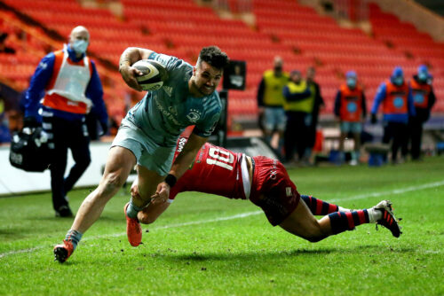 Match report: Scarlets 25 Leinster Rugby 52