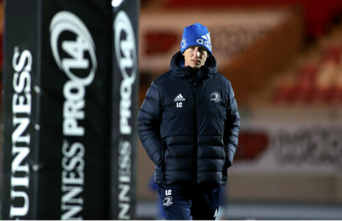Cullen wins inaugural Guinness PRO14 Coach of the Month award